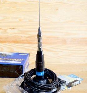 Новая антенна ML-145 на магн. основании