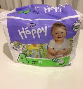 Подгузники Happy Bella baby