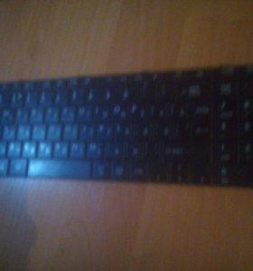 Клавматура от ноудбука TOSHIBA