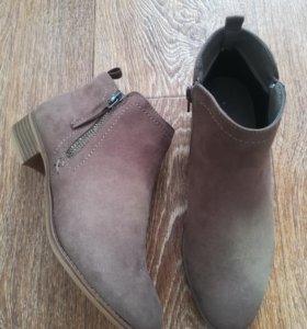 Ботинки челси (новые)