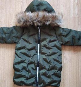Куртка NB зелёная