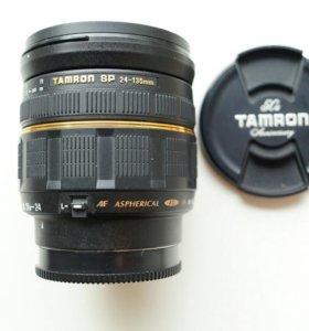 Объектив TamronSPAF24-135mmf/3.5-5.6AD