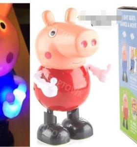 Свинка Пеппа игрушка