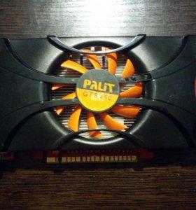 Видеокарта Palit GeForce GTS 450