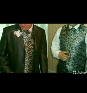 Свадебные костюм