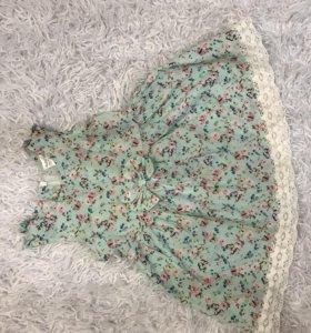 Платье на рост 86
