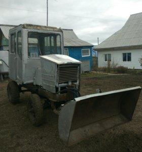 Продается самодельный трактор