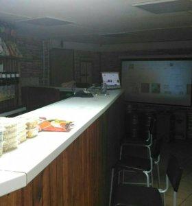 Продается магазин - бар разливных напитков