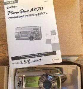 Фотоаппарат Canon на запчасти
