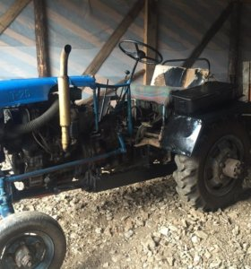 Трактор сомодельный матор т-25
