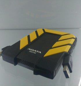 Внешний жёсткий диск adata dashdrive durable hd710