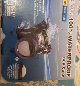 Чехол для зеркального фотоаппарата для подводной с