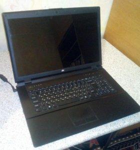 Ноутбук DNS 17.3 [Gamer] (0150999) (FHD)