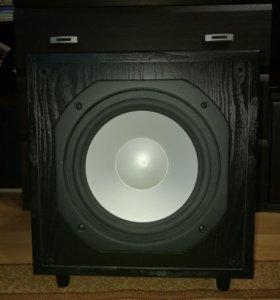 Сабвуфер monitor audio fb110