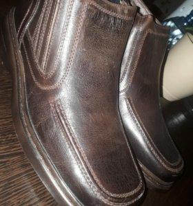 Мужские ботинки (зимние)