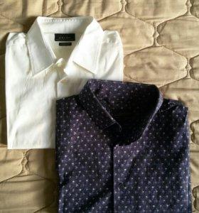 Сорочка муж рубашка с длинным рукавом