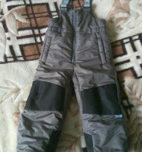 Зимние штаны,размер 92