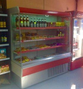 Витрина холодильная гастрономическая