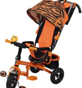 Велосипед Mini Trike Zoo Тигр