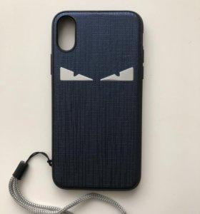 Бампер (case) iPhone X