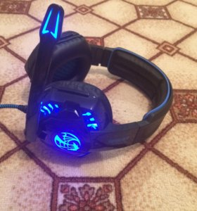 Игровые наушники Noswer I8 Led Stereo Headset