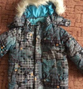 Куртка PlayToday (зима)