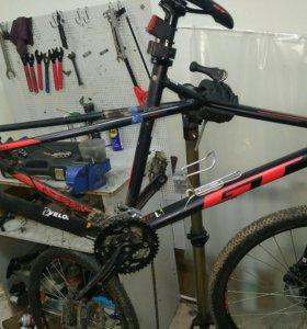 Ремонт велосипедов Лобня