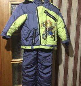 Костюм (комплект) зимний детский фирмы Lemming