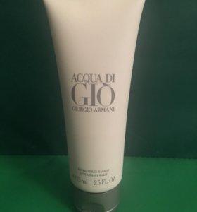 Средства после бритья Acqua di Gio Armani