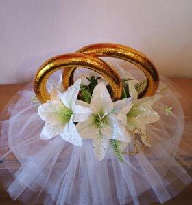 Аренда свадебных колец