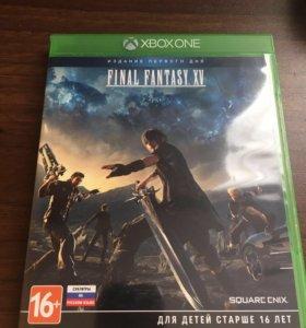 Final Fantasy 15 для Xbox One!