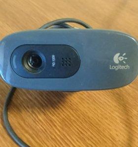 Logitech камера