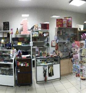 Магазин игрушек и канцтоваров