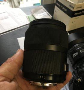Sigma AF 35mm f/1.4 DG Аrt Nikon