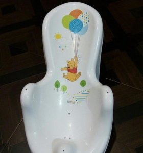 Горка для купания младенца