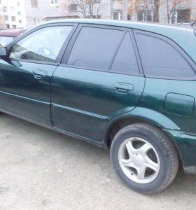 Mazda 323, 2001