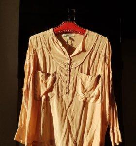 Блузка из натурального шелка Twenty8twelve