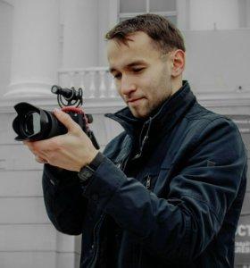 Видеооператор, Видеограф, Видеосъемка, Видеомонтаж
