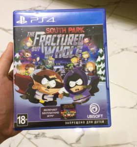 South Park the fractured but whole для PS4