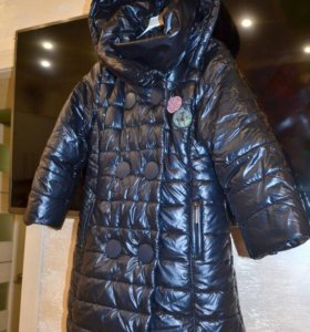 Зимнее пальто Wojcik (Войчик) 128-134