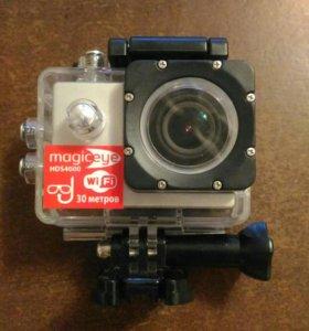 Экшн камера magic eye hds 4000