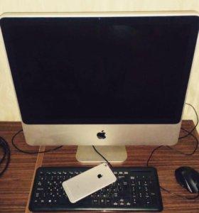🚨Продам iMac 20/2007🚨