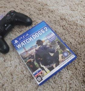 Игра WATCH_DOGS 2 для PlayStation 4