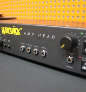 Басовый усилитель Warwick AMP head 200