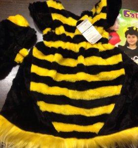 Новый карнавальный костюм Пчелка