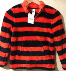 Новый флисовый пуловер (Германия)