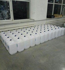 Канистры 30л. Чистые для питьевой воды