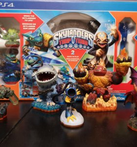 Новый набор Skylanders для PS4