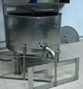 Сыроварня 500 л (ВДП)