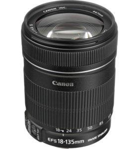 Объектив Canon EF-S 18-135mm f/3.5-5.6